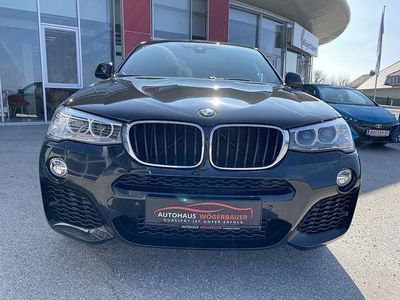 gebraucht BMW X4 xDrive 20d M Sport Aut.