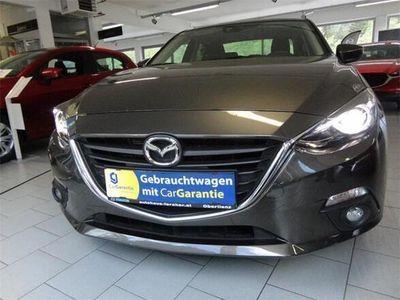 gebraucht Mazda 3 G120 Attraction Limousine
