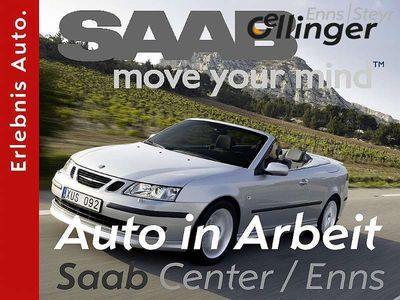 gebraucht Saab 9-3 Cabriolet Vector 1,8t Ecopower / Roadster