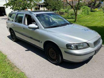 gebraucht Volvo V70 2.4l Turbo AWD Kombi / Family Van