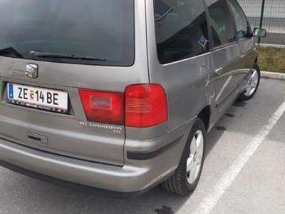 gebraucht Seat Alhambra Stylance 1,9 TDI PD
