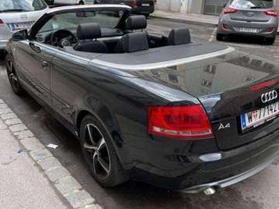 gebraucht Audi A4 Cabriolet 2,0 TDI DPF