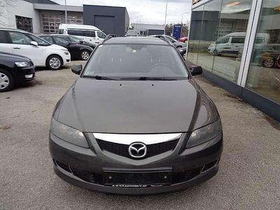 gebraucht Mazda 6 6Sport Combi CD120 CE TD Kombi / Family Van