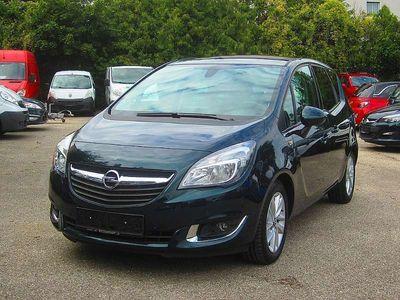 gebraucht Opel Meriva 1,4 Turbo Ecotec Österreich Edition Star... Kombi / Family Van,