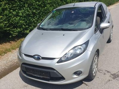 used Ford Fiesta Trend 1,6 DTCi