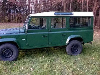 gebraucht Land Rover Defender Defender Rover110 TD5 Station Wagon Type LD B5 01 SUV / Geländewagen