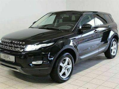 gebraucht Land Rover Range Rover evoque Pure 2,2 TD4 4WD AHK