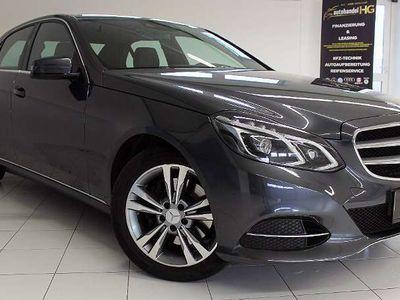 gebraucht Mercedes E300 BlueTEC Avantgarde A-Edition Aut.