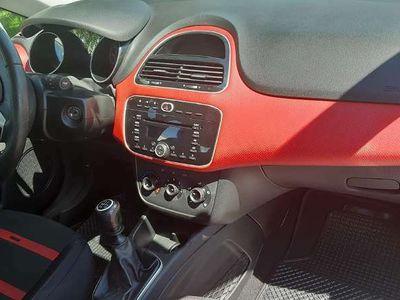 gebraucht Fiat Punto 75 PS Klein-/ Kompaktwagen