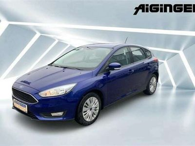gebraucht Ford Focus Trend 100PS EcoBoost