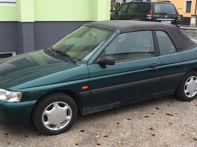 gebraucht Ford Escort Cabriolet Cabrio / Roadster,