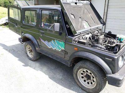gebraucht Suzuki Samurai SJ50V SUV / Geländewagen