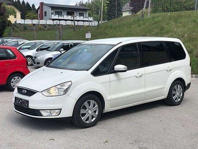 used Ford Galaxy Trend 2,0 TDCi DPF - Euro 4 - 7.Sitzer - Export !!