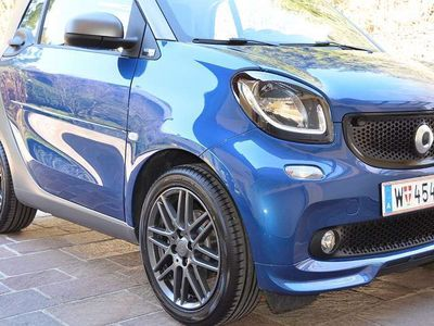 gebraucht Smart ForTwo Coupé fortwo BRABUS STYLE 66 KW twinamic, JBL Klein-/ Kompaktwagen