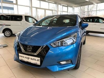 used Nissan Micra IG 71 N-WAY EURO 6C