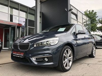 gebraucht BMW 218 Active Tourer 2er-Reihe d Luxury Line Aut. NP: EUR 49.542,- Nachlass -53%!!! Limousine,