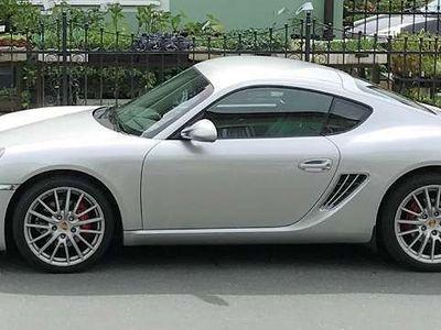 gebraucht Porsche Cayman S 3.4 Sportwagen / Coupé