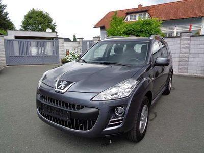 gebraucht Peugeot 4007 2,2 HDi 160 FAP Premium
