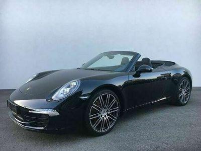 gebraucht Porsche 911 Carrera Cabriolet DSG ANLAGEOBJEKT!