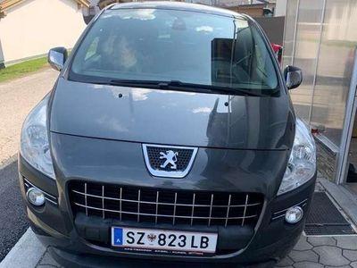 gebraucht Peugeot 3008 HDi FAP 110 Platinum