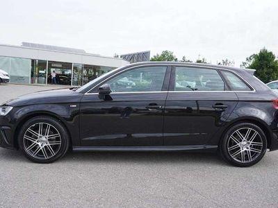 gebraucht Audi A3 Sportback A3 2.0 TDI Sline Klein-/ Kompaktwagen