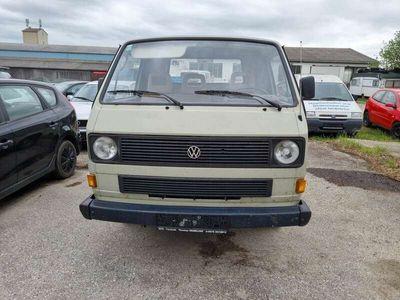 gebraucht VW T3 Kombi 1.6TD