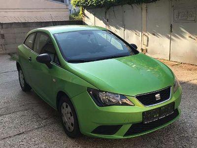 gebraucht Seat Ibiza SportCoupé Reference 1,2 Klein-/ Kompaktwagen,