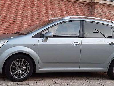 gebraucht Toyota Corolla Verso 2,2 D-4D 135 Austria DPF / Gepfelgt / Finanzierung