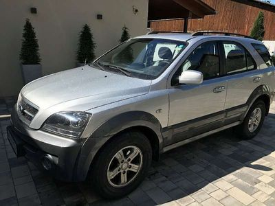 gebraucht Kia Sorento CRDI EX Motion TMP SUV / Geländewagen