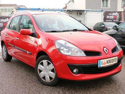 gebraucht Renault Clio GrandTour Dynamique 1,2 16V