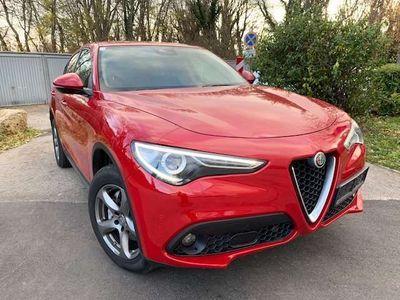 gebraucht Alfa Romeo Stelvio 2,2 AWD SUV / Geländewagen