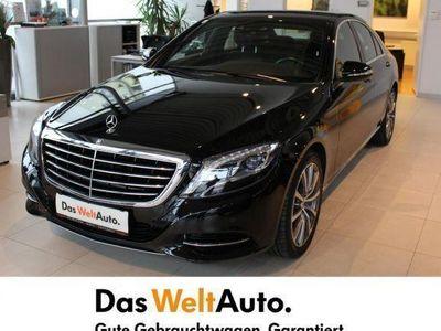 gebraucht Mercedes S350 BlueTEC Aut.