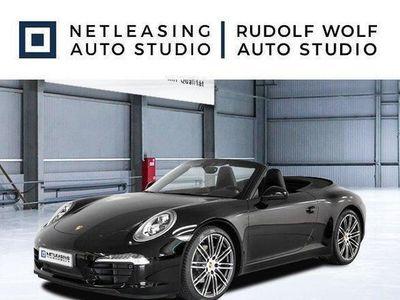 gebraucht Porsche 911 Carrera 3.4 Black Edition PDK/LED/Leder/