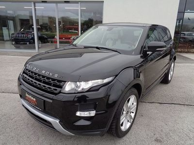 gebraucht Land Rover Range Rover evoque Pure Tech 2,2 SD4 Aut. SUV / Geländewagen
