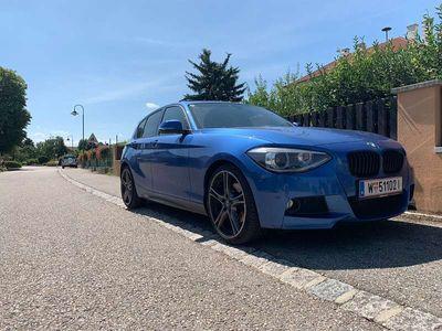gebraucht BMW 125 1er-Reihe D Klein-/ Kompaktwagen