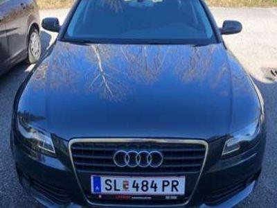 gebraucht Audi A4 Avant 2,0 T FSI flexible fuel