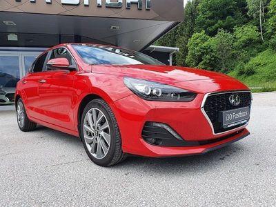 gebraucht Hyundai i30 Fastback 1,4 T-GDi Premium