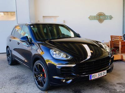 gebraucht Porsche Cayenne FACELIFT, LED, 21ZOLL, CARBON - ALL- BLACK