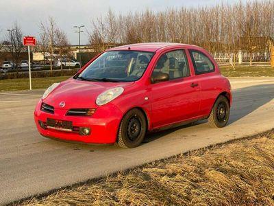 gebraucht Nissan Micra 1,2 16V acenta