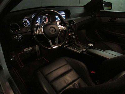 gebraucht Mercedes C250 C-KlasseCDI Coupe Sportwagen / Coupé