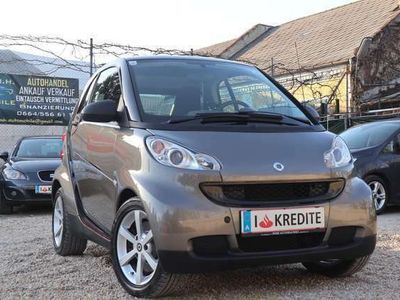 gebraucht Smart ForTwo Coupé pure micro hybrid softouch