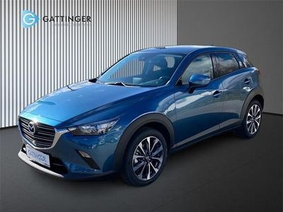 gebraucht Mazda CX-3 G121 Takumi