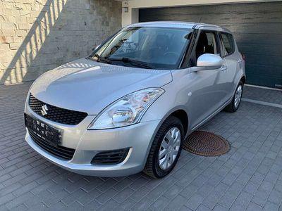 gebraucht Suzuki Swift 1,2 GL 4WD 5 Türig Klima Klein-/ Kompaktwagen