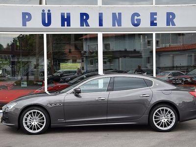 gebraucht Maserati Quattroporte GranLusso Diesel *Top Ausstattung*