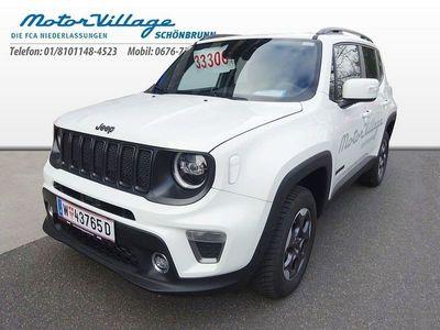 gebraucht Jeep Renegade 2,0 MultiJet II 4WD 9AT 140 Limited, Limited, 140 PS, 5 Türen, Automatik