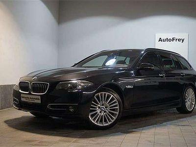 gebraucht BMW 520 5er-Reihe d xDrive Österreich-Paket Touring Aut. Kombi / Family Van