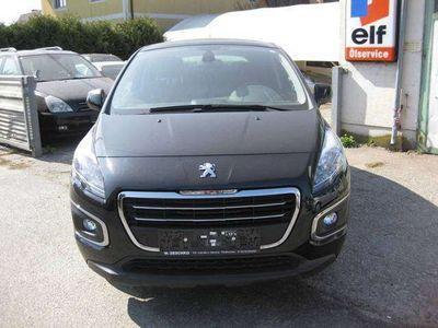 gebraucht Peugeot 3008 1,6 BlueHDi 120 S&S 6-Gang Active Limousine,