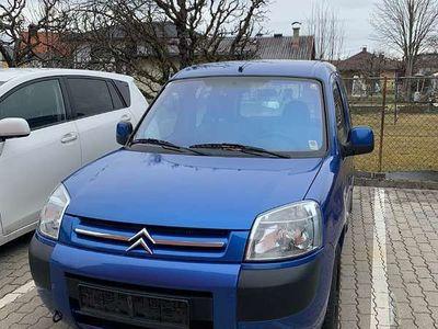 gebraucht Citroën Berlingo 2.0 Kombi / Family Van