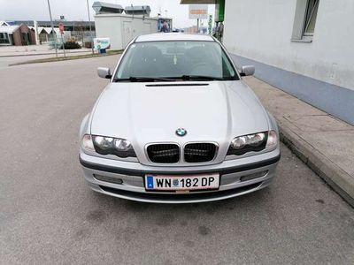 gebraucht BMW 316 3er-Reihe (E46) mit pickerl