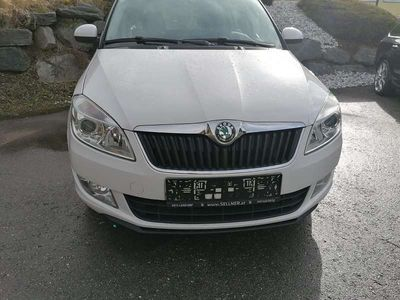 gebraucht Skoda Roomster Roomster1.6 Limousine